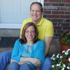Our Waiting Family - Ron & Deirdre